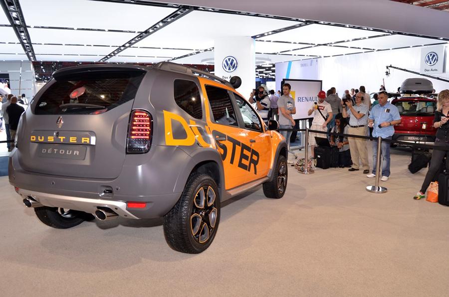 renault duster detour un show car pentru pia a din africa de sud auto industry news auto. Black Bedroom Furniture Sets. Home Design Ideas