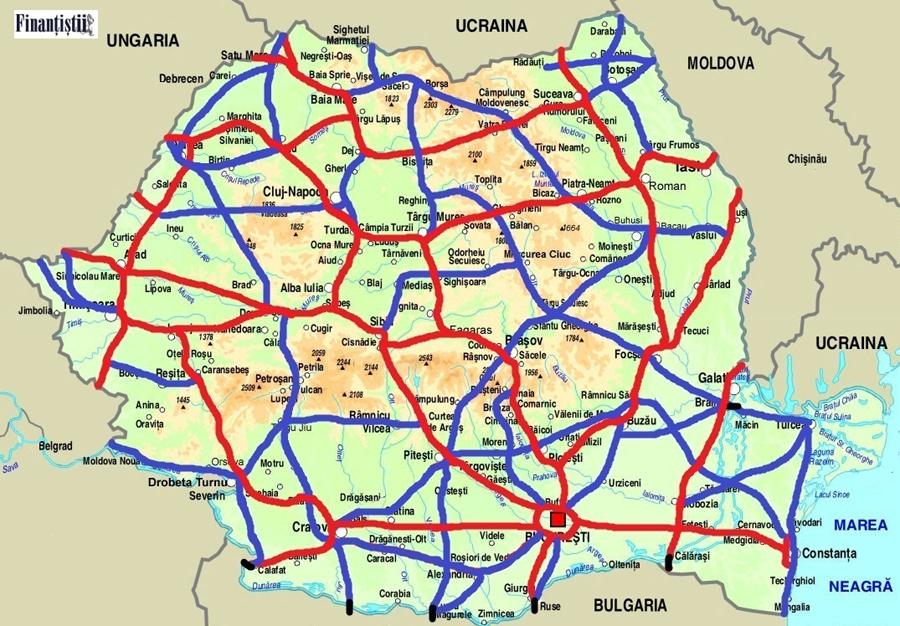 Romania Ar Fi Trebuit Potrivit Legilor Să Aibă 10 000 De Km De